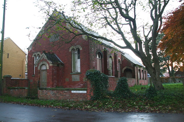 Primitive Methodist Centenary Church, 1909