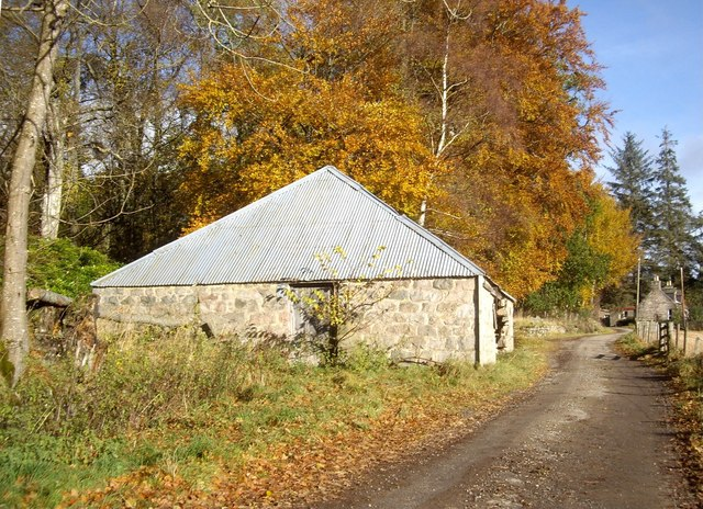 Steading by Learney Pond