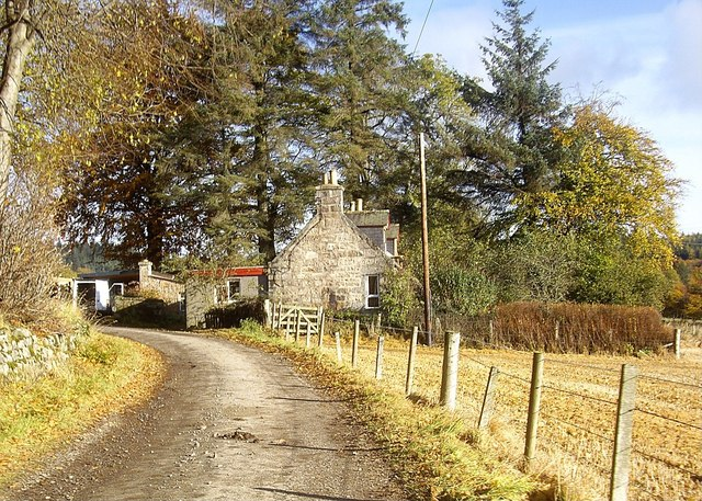 Pond Cottage on the Learney Estate