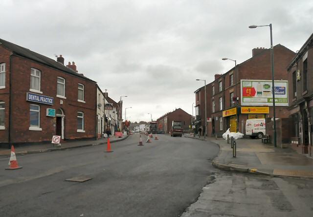 Resurfacing Market Street