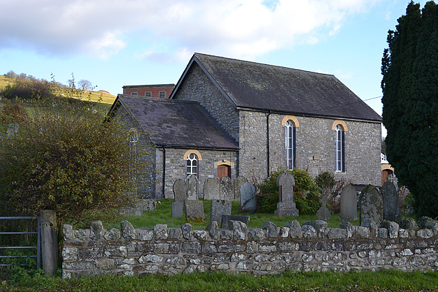 Dolau Baptist Chapel