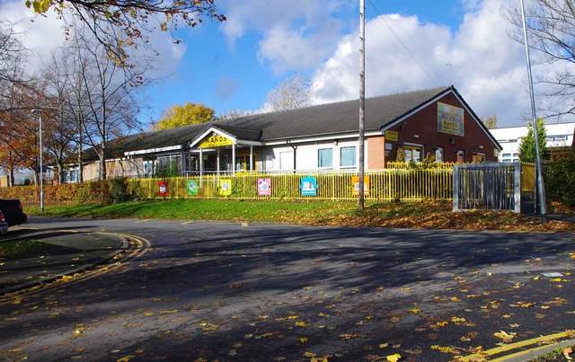 WANDS Children's Centre, Farmers Way, Westlands, Droitwich Spa