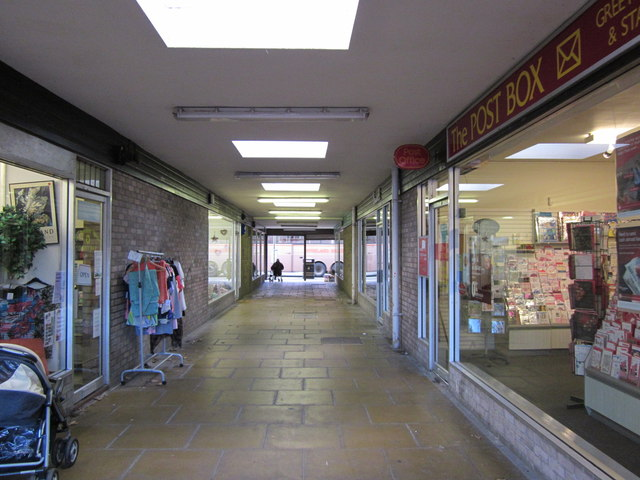 Chalmers Arcade, Girvan