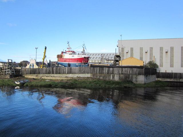 Nobles Shipyard, Girvan