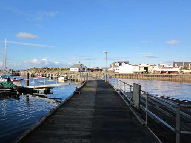 Girvan Jetty