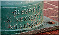 J2765 : Glenfield & Kennedy drinking fountain, Hilden (3) by Albert Bridge