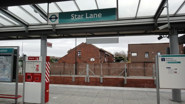 Star Lane station