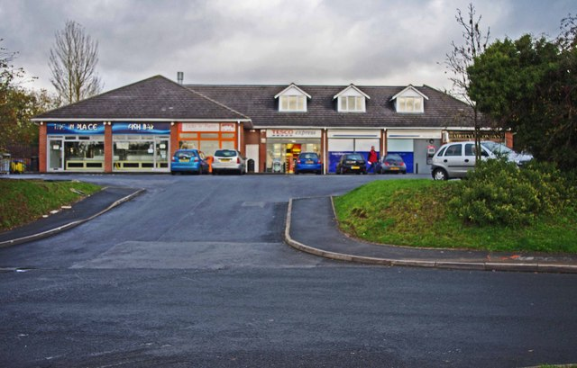 Primsland Retail Park, Mulberry Tree Hill, Droitwich Spa