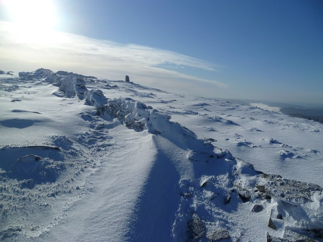 Ascending Thornthwaite Crag