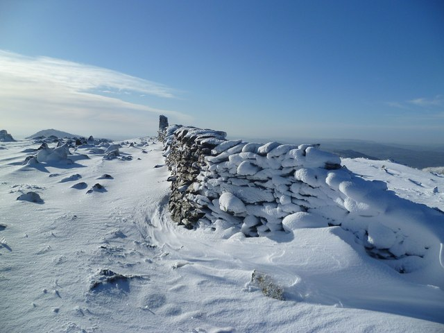 Wall, Thornthwaite Crag