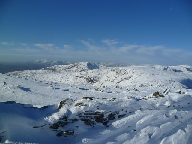 Looking towards Red Screes