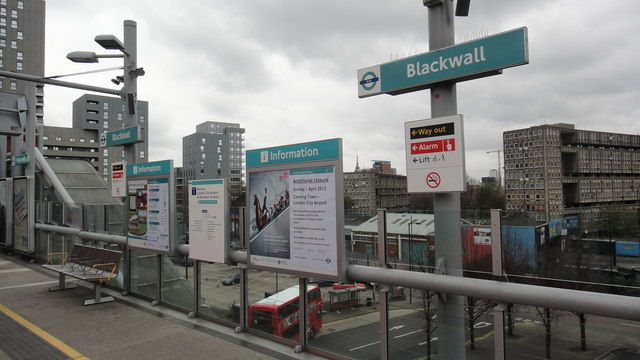Blackwall station