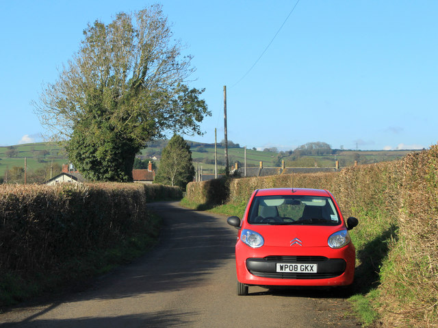 2012 : Lane to Stoney Stratton