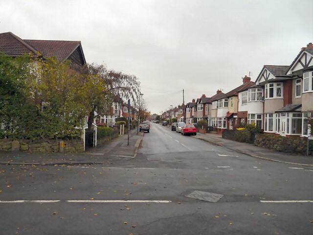 Aldwyn Park Road