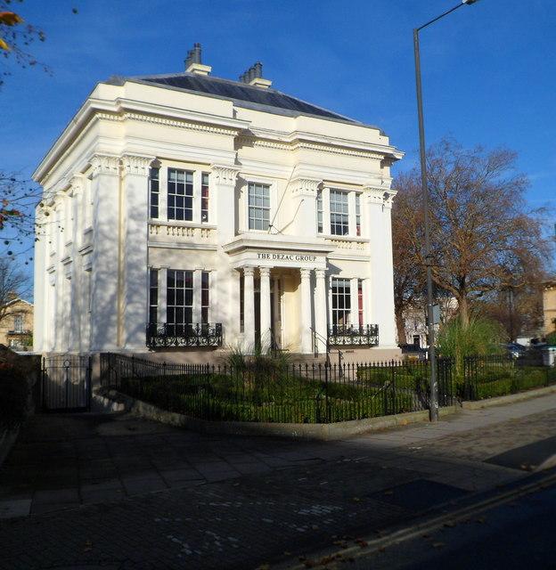 Lauriston house cheltenham jaggery geograph britain and ireland - Office supplies cheltenham ...