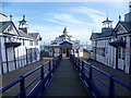 TV6198 : On Eastbourne Pier by Ian Yarham