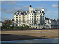 TV6198 : Queens Hotel, Eastbourne by Ian Yarham