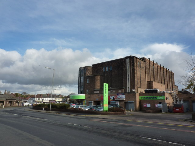 The Co-operative, Food