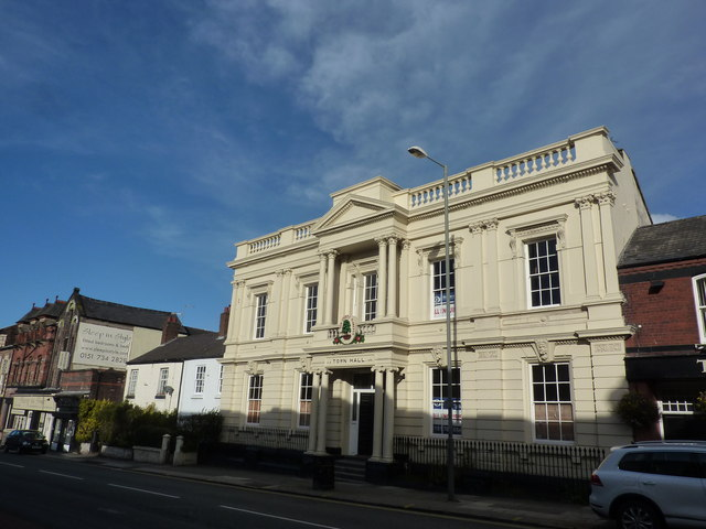 Wavertree Town Hall, Picton Road