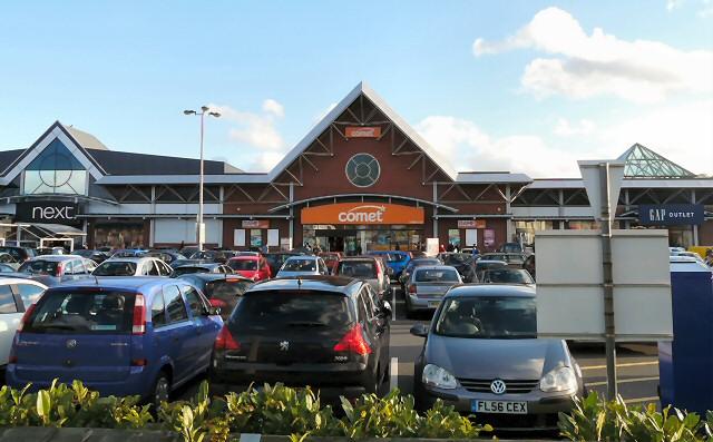 Comet, Stockport