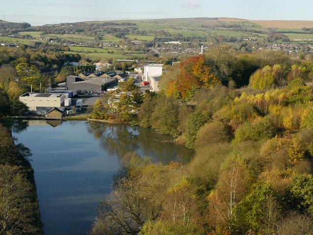 Dinting Vale Reservoir
