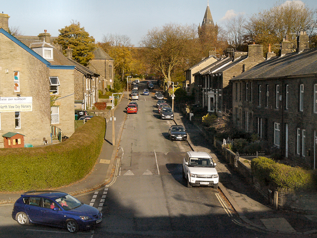 Glossop, Fauvel Road