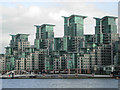 TQ3078 : St George Wharf, Vauxhall by Stephen McKay