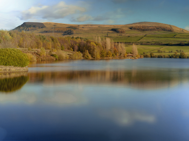 Bottoms Reservoir, Longdendale