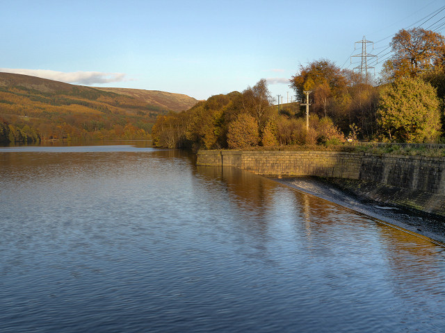 Valehouse Reservoir, Longdendale Valley