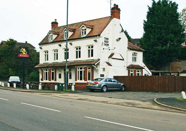 The Red Lion (1), 251 Worcester Road, Droitwich Spa