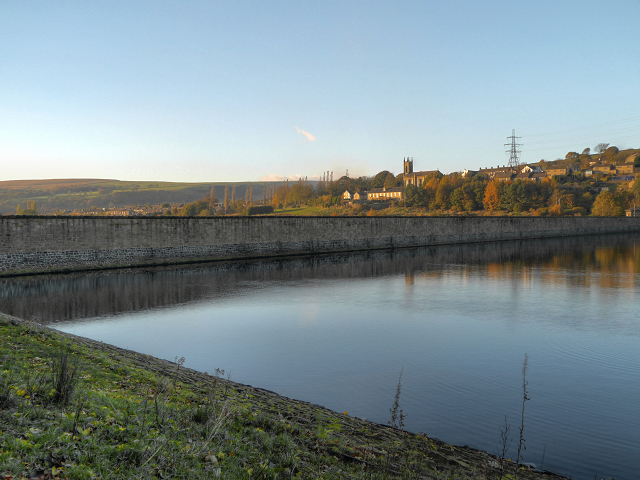 Bottoms Reservoir and Dam