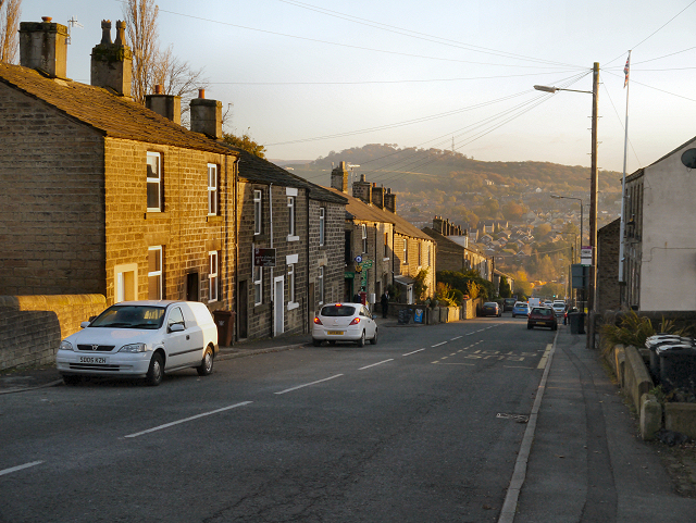 Tintwistle, New Road