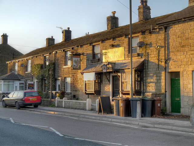 The Old Oak, Manchester Road