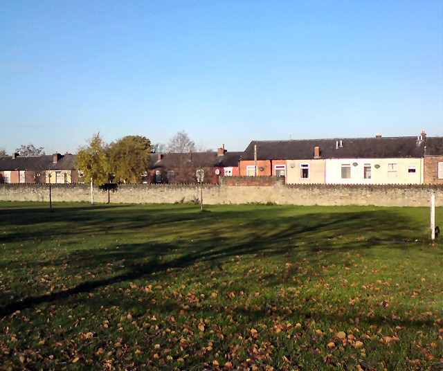 Douglas Street Recreation Ground