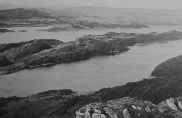 Eilean Righ and Loch Craignish