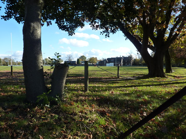 Liverpool College, Sports Grounds