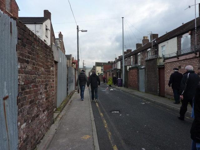 Back Rockfield Road