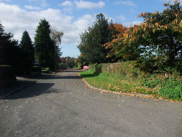 Monsom Lane, Repton