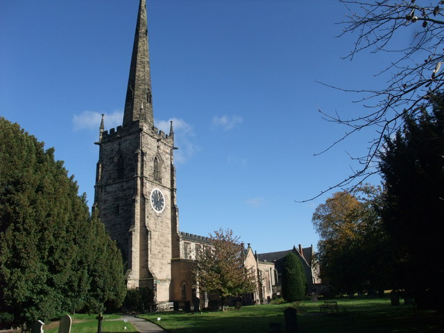 Church of St Wystan, Repton
