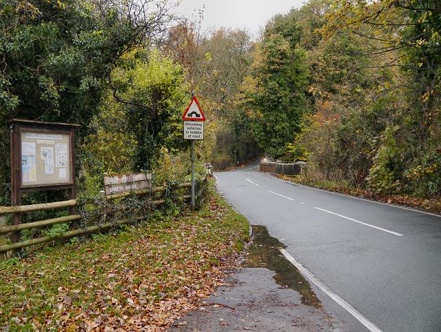 Stanneylands Road, Linney's Bridge