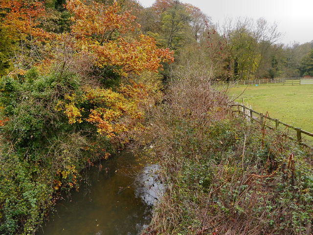 River Bollin at Linney's Bridge
