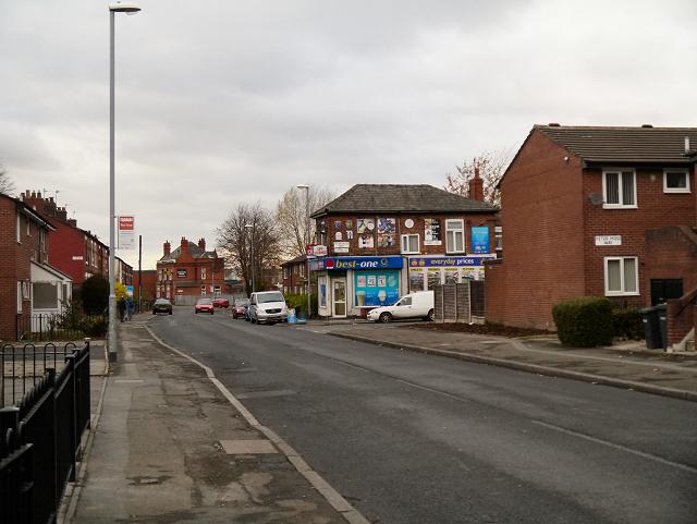 Levenshulme, Barlow Road