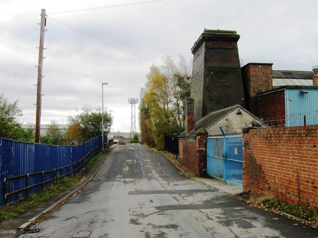 Newport Lane, Burslem