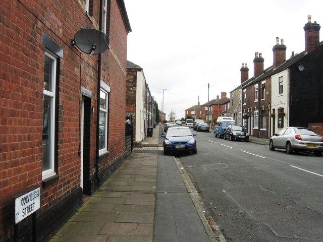 Colville Street, Fenton