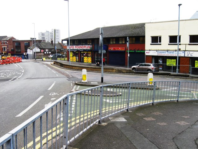 Quadrant Road, Hanley