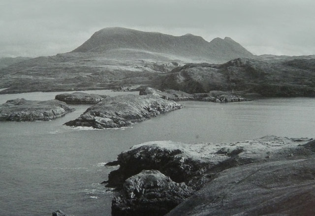 Drumbeg Bay and Islands