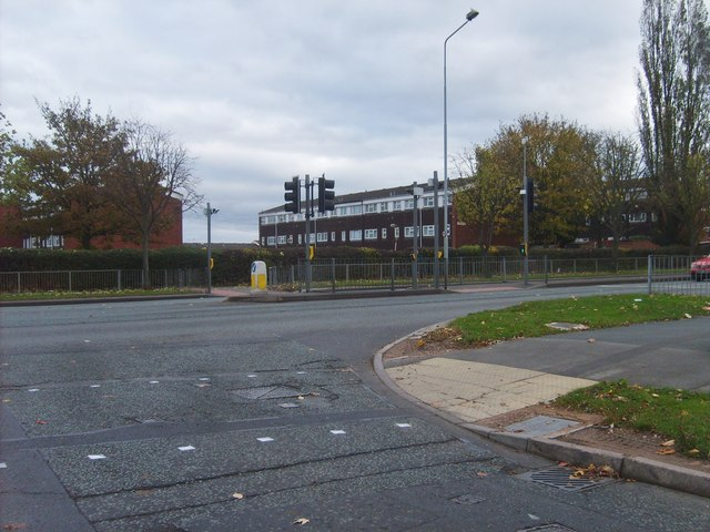 Birmingham New Road Crossing