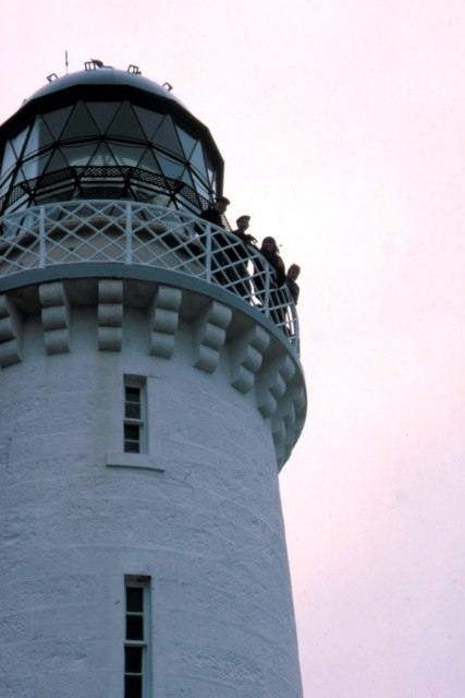 Dunnet Head Lighthouse - 1975