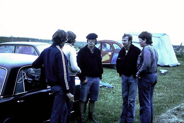 John o' Groats - 1975