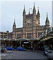 ST5972 : Entrance to Bristol Temple Meads railway station by John Grayson